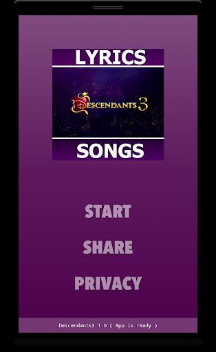 Descendants 3 (soundtrack) Apk by NoCopyrightRingtones