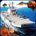 Modern Russian Navy Warship 3D
