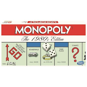 Monopoly: 1980's Edition