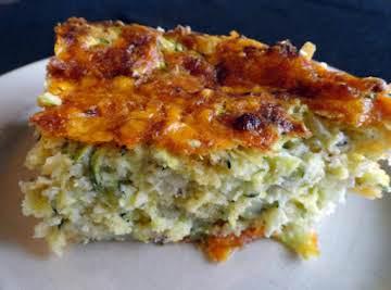 Zucchini Dressing Recipe