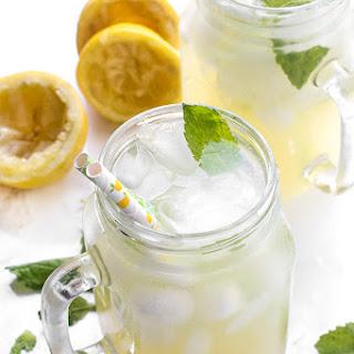 Orange Blossom Lemonade