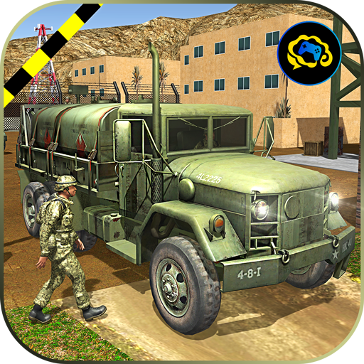 US OffRoad Army Truck driver 2017 (game)