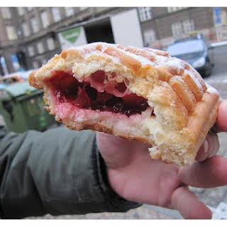 Quark Pastry.