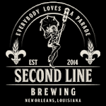 Second Line Blood Orange Saison