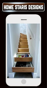 DIY Modern Stairs Case Storage Home Ideas Designs - náhled