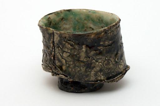 Robert Cooper Ceramic Tea Bowl 066