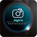 Algeria in a photo icon