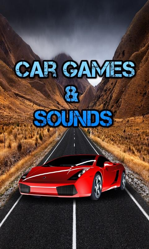 fun kids car games free screenshot