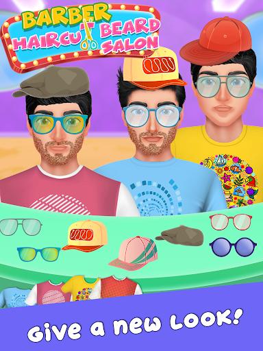 My Barber Shop: Beard And Hair Stylist android2mod screenshots 4