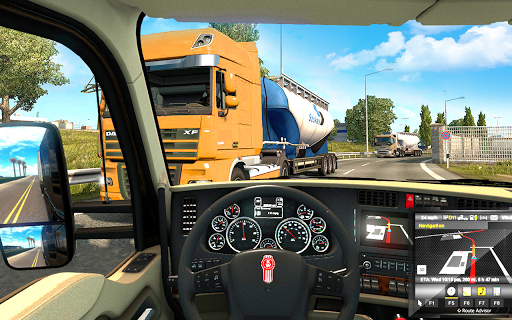 PK Cargo Truck Transport Game 2018 screenshots 12