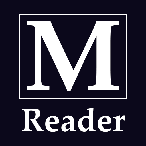 M Reader - comic view 漫畫 App LOGO-APP試玩