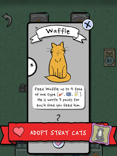 Screenshot for Cat Lady - The Card Game in United States Play Store