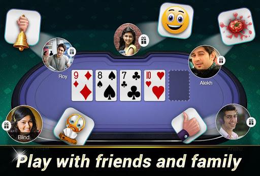 Poker Gold - Texas Holdem Poker Online Card Game 5.25 screenshots 3