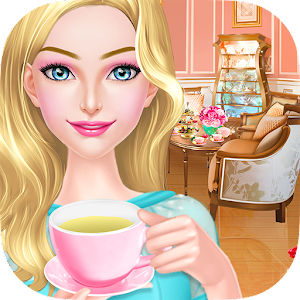 BFF Salon – Tea Room Party for PC and MAC