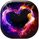 Heart Live Wallpaper 💖 Cute Images of Love Hearts APK