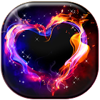 Heart Live Wallpaper  Cute Images of Love Hearts icon