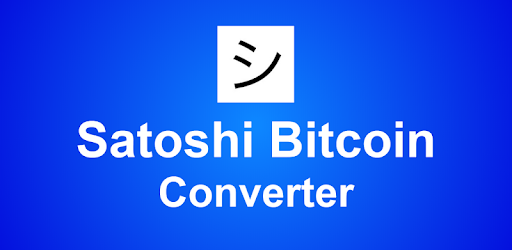 Satoshi Bitcoin Converter - Apps on Google Play