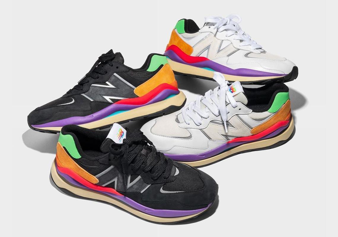 """""""New Balance 5740"""" โมเดลรองเท้าน้องเล็กจากซีรีย์ 500 05"""