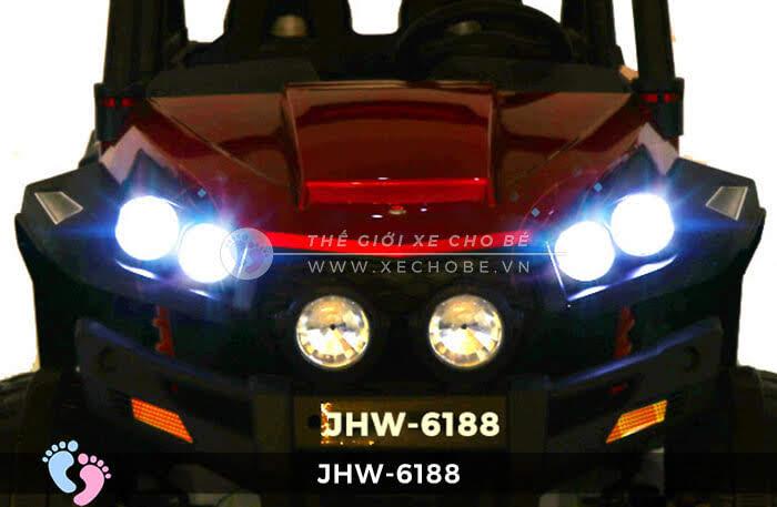 Xe ô tô điện cho bé 4 động cơ JHW-6188 8