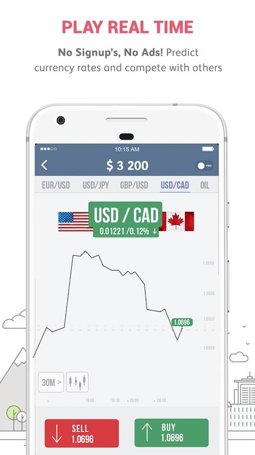 Virtual Trading Game
