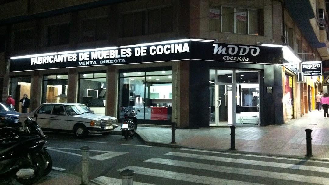 Modo Cocinas Alicante - Tienda De Mobiliario Para Cocina en ...