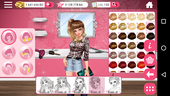 Like a Fashionista screenshot 02