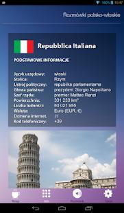Rozmówki polsko-włoskie - szybka nauka języka - náhled