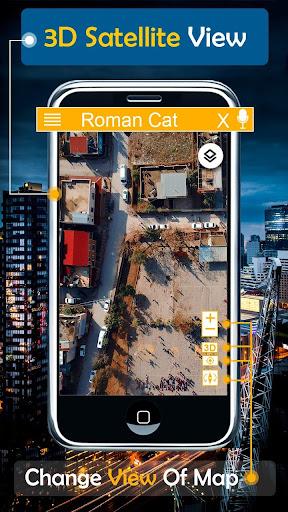 GPS Satellite Maps & Live Street View Navigation by Free ... on communication app, fireplace app, media app, medical app, radio app, education app, cell phone app,