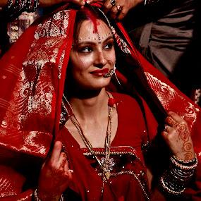 by Shivalkar Jha - Wedding Reception