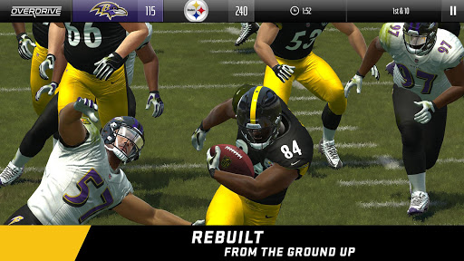Madden NFL Overdrive Football 5.4.1 screenshots hack proof 1