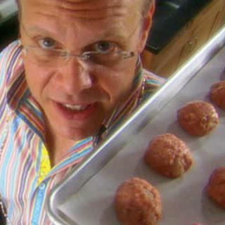 Alton Brown's Swedish Meatballs.