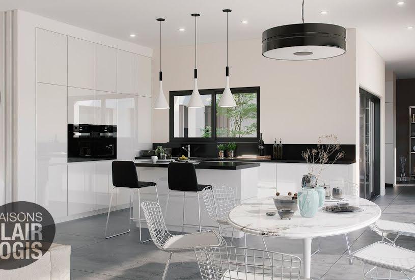 Vente Terrain + Maison - Terrain : 1226m² - Maison : 115m² à Poussan (34560)