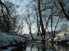Photo: w zimowej scenerii