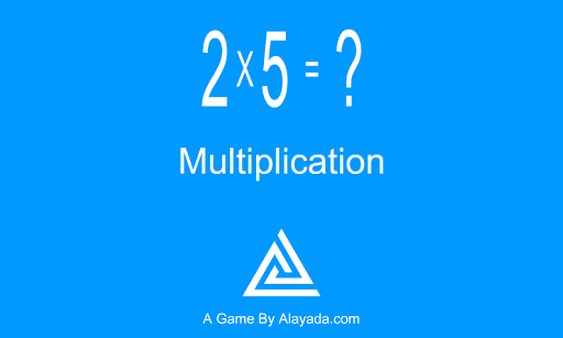 Multiplication Single Digit