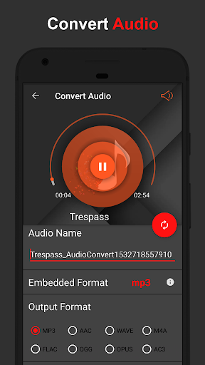 AudioLab - Audio Editor Recorder & Ringtone Maker 1.0.7 screenshots 5