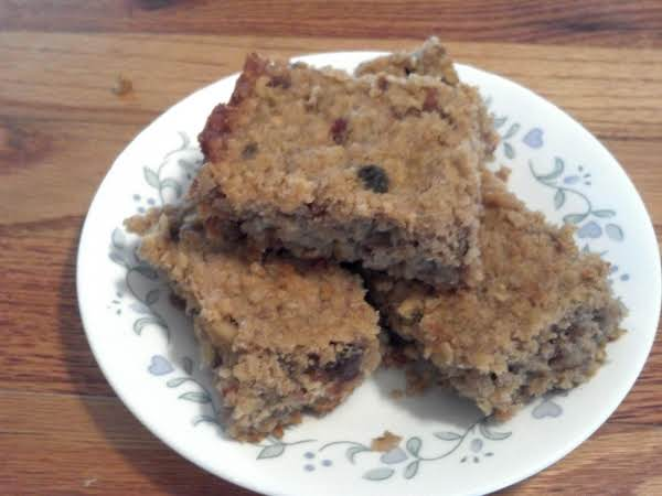 Oat Bars Recipe