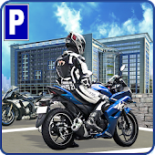 Moto Bike Parking 3D: Traffic Racer Parking Mania (Unreleased)