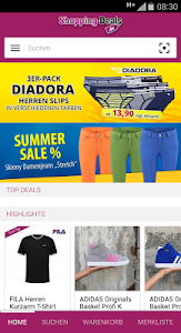 Shopping Deals - 70% Rabatt screenshot 1