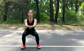 The Bodyweight Pyramid Workout