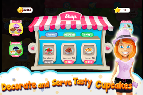 Cooking Story Cupcake - náhled
