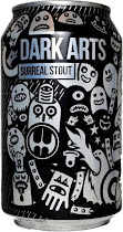 Magic Rock Dark Arts Surreal Stout - 330ml