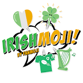Irishmoji - Irish stickers!