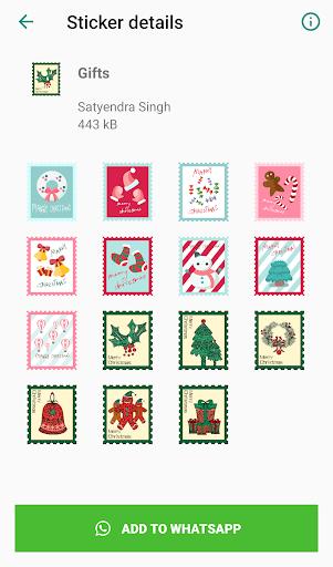 Foto do Christmas Stickers for Whatsapp