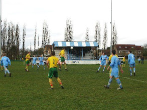 Photo: 20/03/10 v Great Paxton (Cambs County League Sen A Div) 3-1 contributed by Leon Gladwell