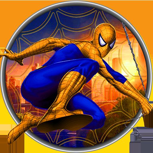 Super Hero Flying Spider