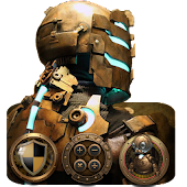 Steampunk Robot Theme Android APK Download Free By Fantastic Design