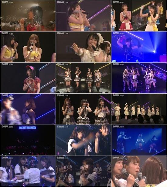 (LIVE)(公演) HKT48 チームH「シアターの女神」公演 穴井千尋 卒業公演 160704