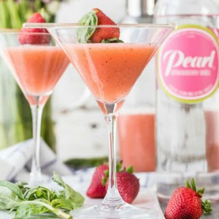 Strawberry Fields Martini (Plus Video Link!).