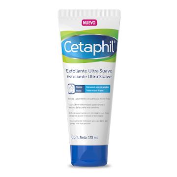 Exfoliante Cetaphil   Ultra Suave Exfolia la Piel del Rostro x 178Ml