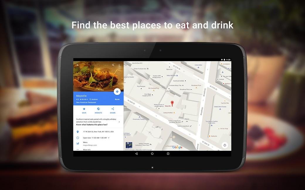 #12. Maps - Navigation & Transit (Android)